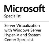 74-409 Server Virtualization with Windows Server Hyper-V